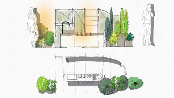 David Jones concept rendering